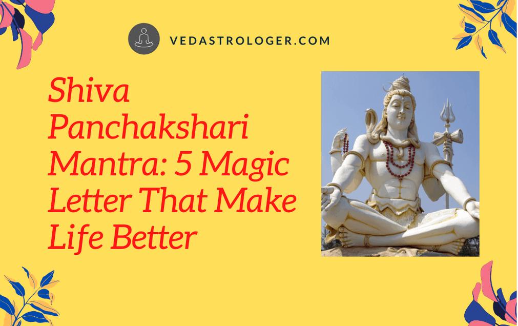 Shiva-Panchakshari-Mantra