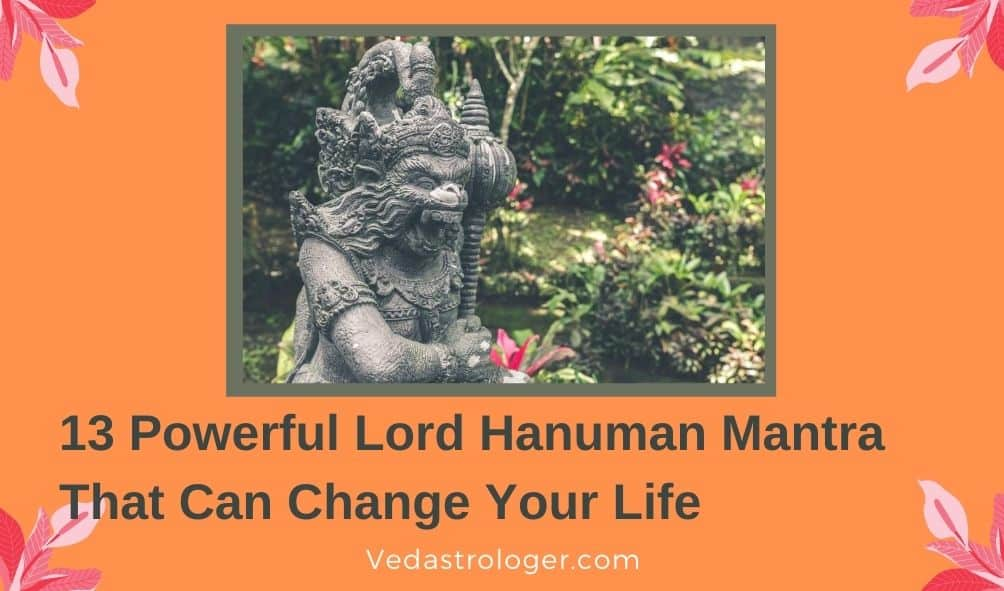 List of hanuman mantras