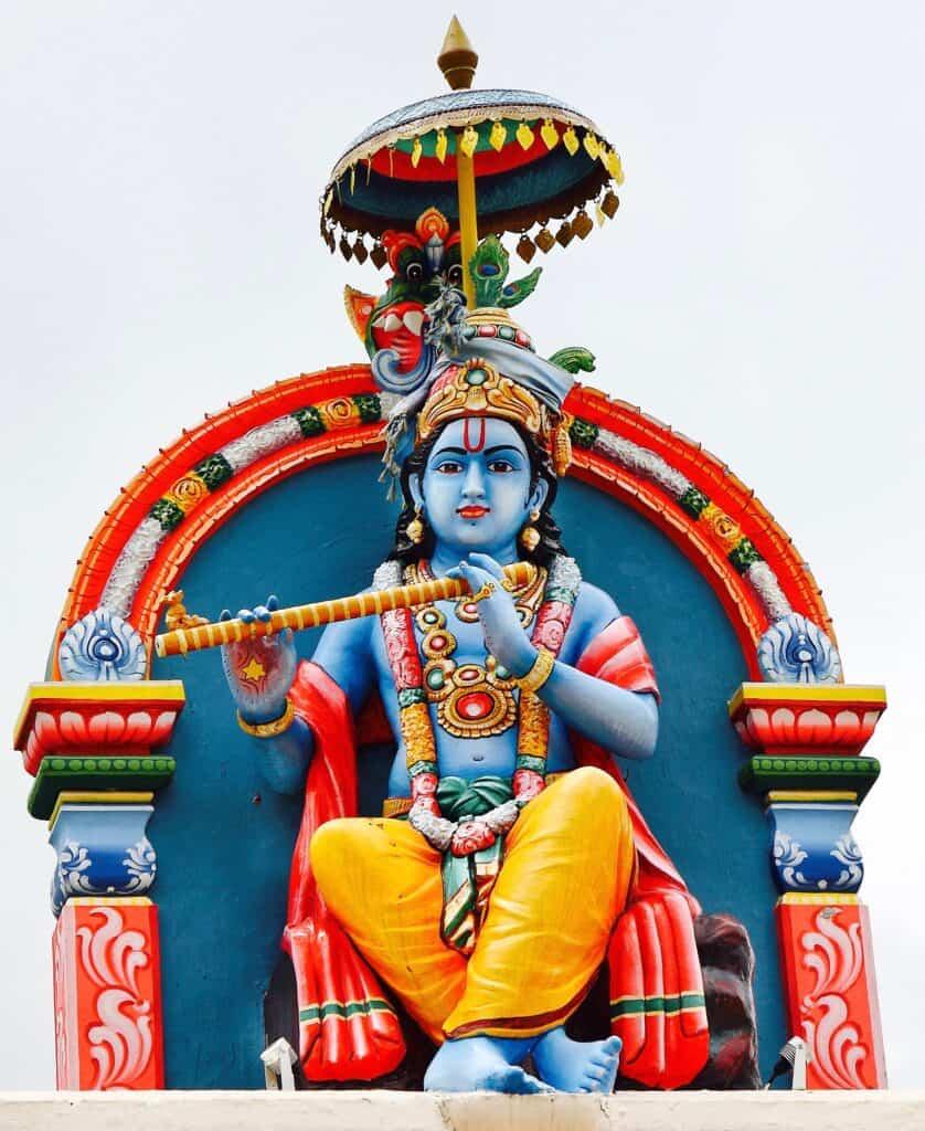 Lord Krishna Bhakti mantra