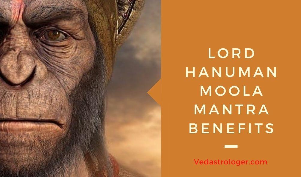 lord hanuman moola mantra benefits